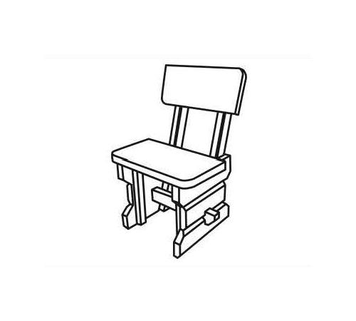Stuhl Massiv